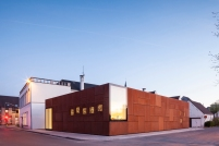 Studio Farris Architects - City Library Bruges - Foto 07 - ©Tim Van de Velde