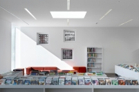 Studio Farris Architects - City Library Bruges - Foto 16 - ©Lumecore Toon Grobet