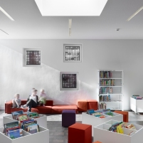 Studio Farris Architects - City Library Bruges - Foto 18 - ©Lumecore Toon Grobet