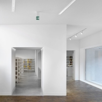 Studio Farris Architects - City Library Bruges - Foto 20 - ©Lumecore Toon Grobet