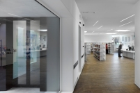 Studio Farris Architects - City Library Bruges - Foto 21 - ©Lumecore Toon Grobet