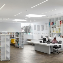 Studio Farris Architects - City Library Bruges - Foto 22 - ©Lumecore Toon Grobet