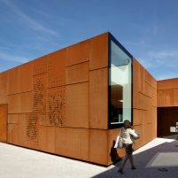 Studio Farris Architects - City Library Bruges - Foto 09 - ©Lumecore Toon Grobet