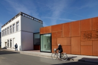 Studio Farris Architects - City Library Bruges - Foto 11 - ©Lumecore Toon Grobet