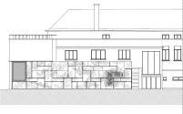 Studio Farris Architects - City Library Bruges -Fachada Norte