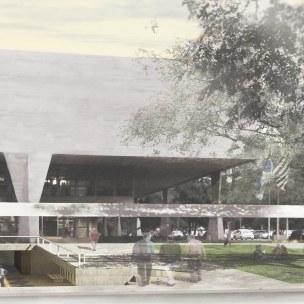 #010 Arquivo da FAU - Primeiro Lugar - Imagem 1