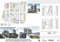 Concurso - Operação Urbana Consorciada Água Branca - Menção Honrosa - Prancha 2