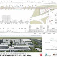 Concurso - Operação Urbana Consorciada Água Branca - Menção Honrosa - Prancha 3