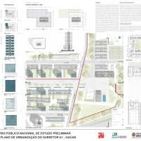 Concurso - Operação Urbana Consorciada Água Branca - Menção Honrosa - Prancha4