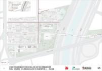 Concurso - Operação Urbana Consorciada Água Branca - Terceiro Lugar - Prancha 2