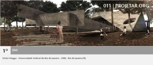 Concurso 011 Projetar.org - Primeiro Lugar - Imagem 1