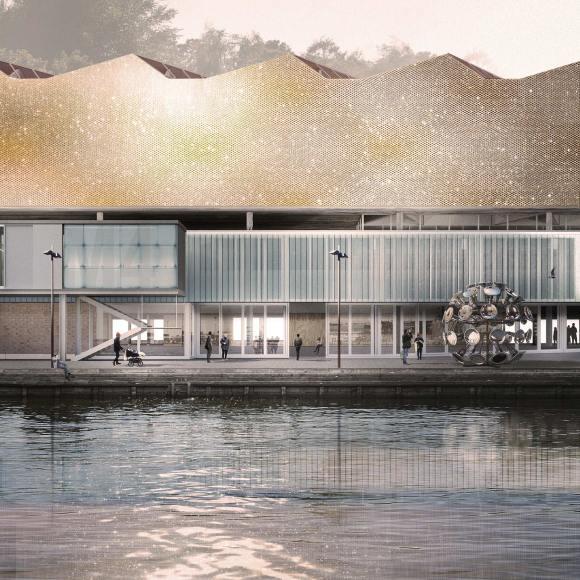 Concurso Museu Guggenheim Helsinki - Finalista - agps - Imagem 1