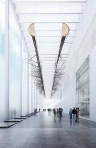 Concurso Museu Guggenheim Helsinki - Finalista - Asif Khan - Imagem 2