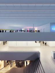 Concurso Museu Guggenheim Helsinki - Finalista - Asif Khan - Imagem 3