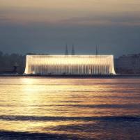 Concurso Museu Guggenheim Helsinki - Finalista - Asif Khan - Imagem 4