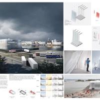 Concurso Museu Guggenheim Helsinki - Finalista - Asif Khan - Prancha 5