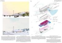 Concurso Museu Guggenheim Helsinki - Finalista - Fake Industries - Prancha 1
