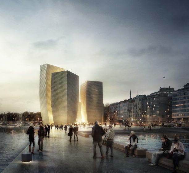 Concurso Museu Guggenheim Helsinki - Finalista - HCZ STUDIO2050 - Imagem 1