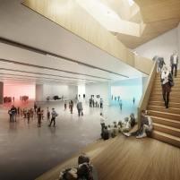 Concurso Museu Guggenheim Helsinki - Finalista -HCZ STUDIO2050 - Imagem 2