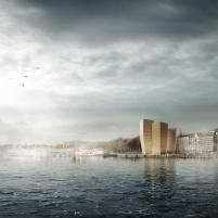 Concurso Museu Guggenheim Helsinki - Finalista -HCZ STUDIO2050 - Imagem 4