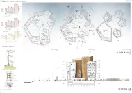 Concurso Museu Guggenheim Helsinki - Finalista - HCZ STUDIO2050 - Prancha 3