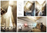 Concurso Museu Guggenheim Helsinki - Finalista - HCZ STUDIO2050 - Prancha 6