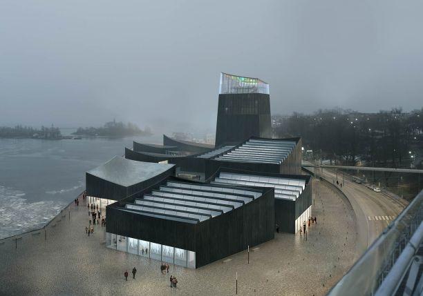 Concurso Museu Guggenheim Helsinki - Vencedor - Imagem 1
