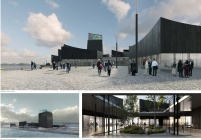 Concurso Museu Guggenheim Helsinki - Vencedor - Prancha 4