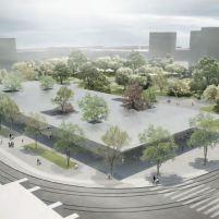 Concurso Bauhaus Museum Dessau - 2º Fase - Menção Honrosa - Imagem 01