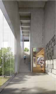 Concurso Bauhaus Museum Dessau - 2º Fase - Menção Honrosa - Imagem 04