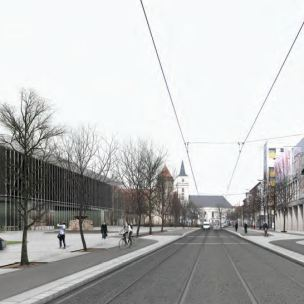 Concurso Bauhaus Museum Dessau - 2º Fase Primeiros Lugares- Imagem 01