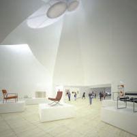 Concurso Bauhaus Museum Dessau - 2º Fase - Primeiros Lugares - Imagem 06