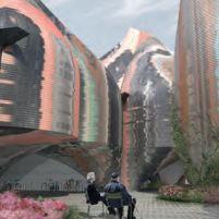 Concurso Bauhaus Museum Dessau - 2º Fase - Primeiros Lugares - Imagem 07