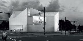 Concurso Bauhaus Museum Dessau - 2º Fase - Quarto Lugar - Imagem 01