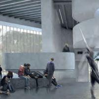 Concurso Bauhaus Museum Dessau - 2º Fase - Quarto Lugar - Imagem 04