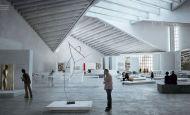 Concurso Bauhaus Museum Dessau - 2º Fase - Quarto Lugar - Imagem 05