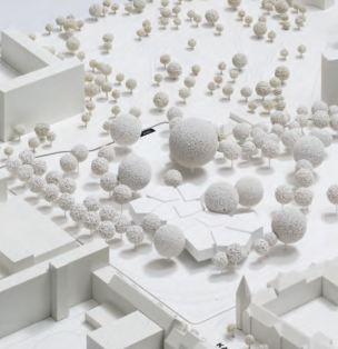 Concurso Bauhaus Museum Dessau - 2º Fase - Terceiro Lugar - Imagem 02