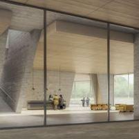 Concurso Bauhaus Museum Dessau - 2º Fase - Terceiro Lugar - Imagem 05