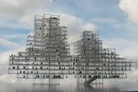 Timmerhuis - OMA - Rotterdam - Diagrama