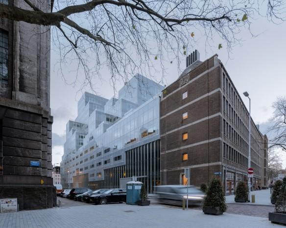 Timmerhuis - OMA - Rotterdam_ Foto: Sebastian van Damme