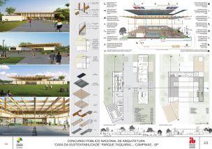 Premiados Casa da Sustentabilidade - Menção Honrosa - Prancha 2