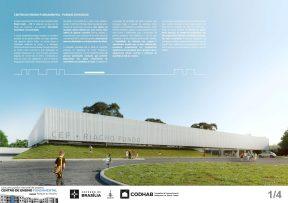 Premiados - Concurso CEF - CODHAB - Segundo Lugar - Prancha 01