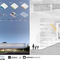 Premiados - Concurso CEF - CODHAB - Segundo Lugar - Prancha 03