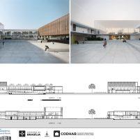 Premiados - Concurso CEF - CODHAB - Terceiro Lugar - Prancha 03