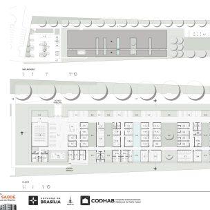 Premiados - Concurso UBS - CODHAB -Menção Honrosa com Destaque - Prancha 02