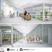 Premiados - Concurso UBS - CODHAB - Primeiro Lugar - Prancha 03