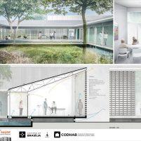 Premiados - Concurso UBS - CODHAB - Primeiro Lugar - Prancha 04