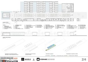 Premiados - Concurso UBS - CODHAB -Segundo Lugar - Prancha 02