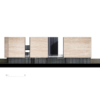 Byblos Town Hall - Fachada Leste