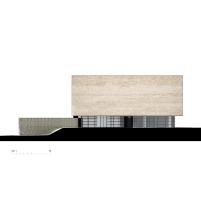 Byblos Town Hall - Fachada Sul